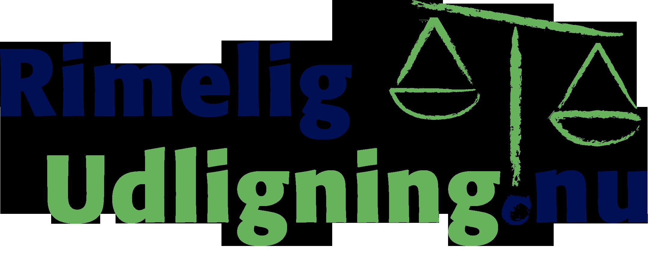 Rimelig udlingning logo